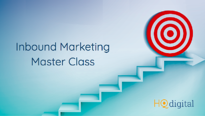 Inbound Marketing Master Class Cover Slide