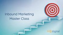 Inbound Marketing Master Class Cover Slide