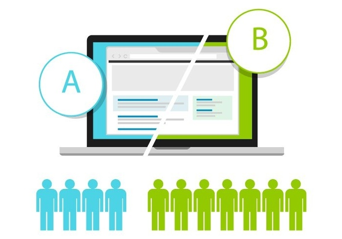 A/B testing landing pages for lead conversion optimization