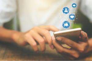 social media as part of an inbound marketing program