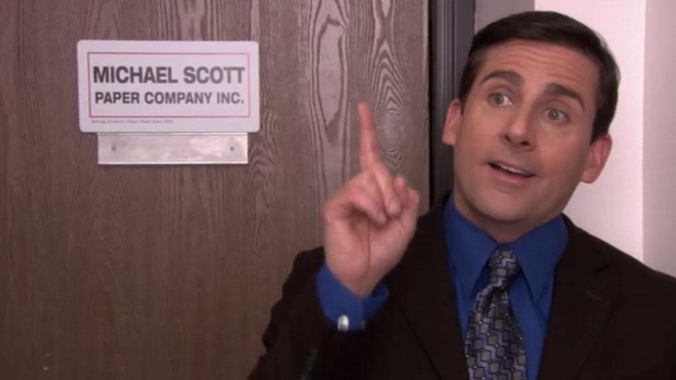 The Michael Scott Paper Company
