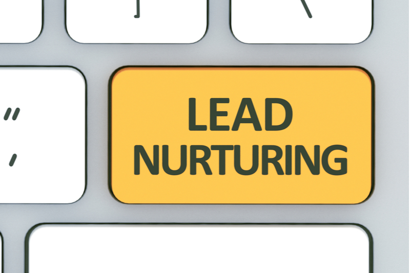 Lead nurturing to drive more sales